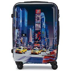 This fabulous #orange @David Jones Store #travel #bag is available ...
