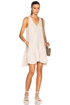Изображение 1 Chloe Light Cady Dress в цвете Ваниль