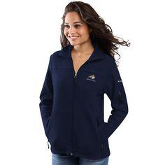Montana State Bobcats Columbia Women's Give & Go Full-Zip Jacket - Navy - $69.99