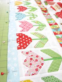 Bee In My Bonnet: The Bee in my Bonnet Row Along - Another Tutorial!!!...Inner Stop Border...