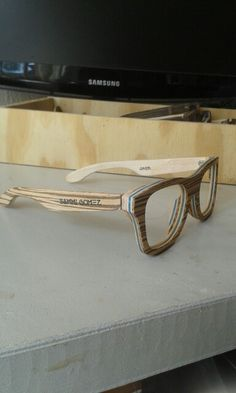 The Kent in Zebrano wood