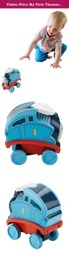 Fisher-Price My First Thomas the Train Fun Flip Thomas Baby Toy. Fun flip Thomas from Fisher-Price is ready to delight toddlers with an amazing Stunt. Just press down on his roof to see him speed forward and flip! after Thomas performs his somersault, he lands right-side-up on his wheels. Just like that, he's ready to go again! as children discover how to make this Thomas train flip, it can encourage their curiosity and understanding of cause and effect. Plus, pressing on Thomas' roof...
