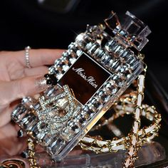 5170036050cf1f Bling Diamond Perfume Style Sling iPhone Case Iphone 5c, Iphone Cases, Miss  Dior,