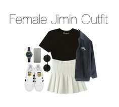 Jimin Outfit (For Female)