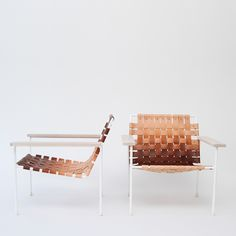 Eric Trine   Rod and Weave Chair