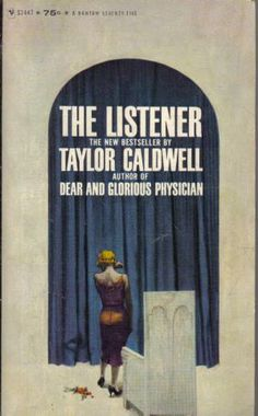 The Listener: Taylor Caldwell: Amazon.com: Books #Rare #Vintage Books