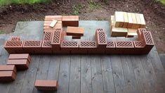 zahradní krby s udírnou - základy Jenga, Texture, Toys, Crafts, Surface Finish, Activity Toys, Manualidades, Toy, Handmade Crafts