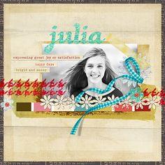 Cute layout--Julia