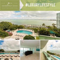 #forsale  1643 Brickell Ave # 1005 Miami FL 33129 $2050000 2 Beds 2 Baths 1 (Half Baths) Condo 2580 Sq.Ft.  Luxurious building on Brickell Ave. Spacious two bedroom apartment with both water and city views. Large terraces. Private elevator and storage room. Assigned parking plus valet. Amenities include: pool gym tennis courts private marina club room kids play room/park mansion/party room and restaurant in the lobby. Very secure condominium. #conciergerealtybrokers #luxurylifestyle…