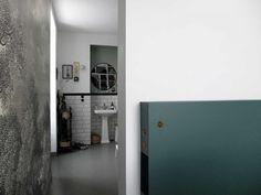 Notre tête de lit multifonctions pour 50 euros* – Misc Webzine First Home, Decoration, Bathroom Medicine Cabinet, Bathroom Lighting, Niches, Mirror, Bedroom, Furniture, Home Decor