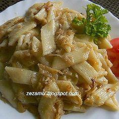Pasta with cabbage recipe