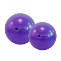 Dragonfly™ Yoga Fitness Ball & Pump - BedBathandBeyond.com