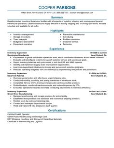 11 production supervisor resume sample riez sample resumes - Salesperson Resume