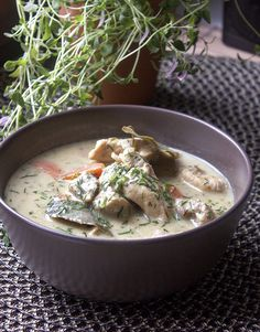 ...dillkött czyli mięso w sosie koperkowym.. z wieprzowiny... schab w sosie koperkowym...tradycyjna potrawa w Szwecji...zalewę koperkową, bardzo słodko- kwaśną