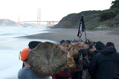 CHALLENGE | GORUCK | Built in the USA. Are you GORUCK Tough? Take the challenge and find out. I've done it and this photo is beautiful because I believe in GORUCK but also because I love San Fransisco!!