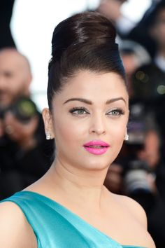Actress Aishwarya Rai attends the Cleopatra premiere during The 66th Annual Cannes Film Festival at The 60th Anniversary Theatre on May 21, 2013 in Cannes, France.