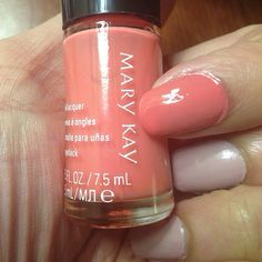Carefree Coral Limited Edition Nail Lacquer!  Mary Kay Spring 2014 Hello Sunshine Collection!  Available February 2014 http://www.marykay.com/lisabarber68 or call/text me 386-303-2400