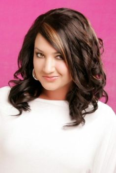 Long Hairstyles For Plus Size Women