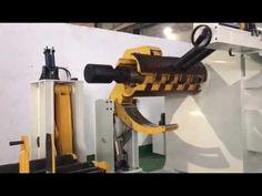Decoiler Straightener Feeder,Model:GLK4-1000