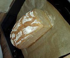Rezept Roggenmischbrot im Backrahmen mit Sauerteig und Hefe von Eldone - Rezept der Kategorie Brot