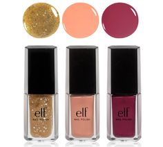Win a nail polish every day with Baobella!  Gorgeous little e.f.f. polishes  xxx