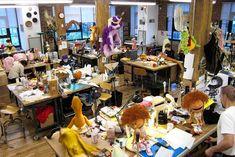 Puppet Heap Studio-Monroe Arts Center