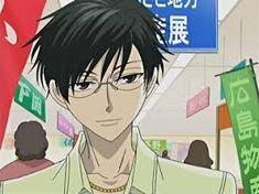 Kyoya - Ouran High School Host Club<<Love that show! All Time Low, Uraraka Cosplay, Host Club Anime, Ouran Host Club Manga, Ouran Highschool, Natsume Yuujinchou, High School Host Club, Another Anime, Hot Anime Boy