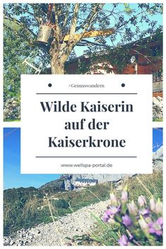 Genusswandern als Mehrtagestour zum Wandern. Genuss trifft Wandern in Österreich am Wilden Kaiser. Auszeit und somit Wellness draußen in der Natur. #Genusswandern #Österreich #Wandern #Outdoor