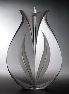 Selected Works of artist and glass sculptor Christopher Ries. Art Sculpture, Sculptures, Glass Design, Design Art, Corning Museum Of Glass, Glass Paperweights, Glass Ceramic, Unique Art, Glass Art