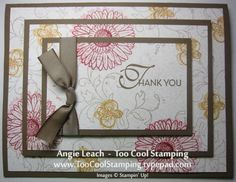 Triple Time Reason To Smile 2 by Angie Leach - Cards and Paper Crafts at Splitcoaststampers