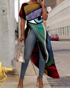 Trendy Fashion, Boho Fashion, Autumn Fashion, Fashion Clothes, High Fashion, Fashion Dresses, New Arrival Dress, Loungewear Set, Long Blouse