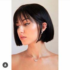 Sweet Hairstyles, Short Bob Hairstyles, Female Hairstyles, Hairstyles 2018, Beautiful Hairstyles, Latest Hairstyles, Braided Hairstyles, Wedding Hairstyles, Short Hair With Bangs