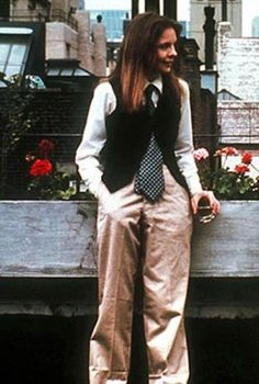 10 movies from the 1970s that every fashion lover should watch: Diane Keaton in Annie Hall