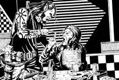 Confrontation by Blade1158 on DeviantArt