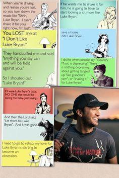 Hahahah someecards and luke! Love love love:)