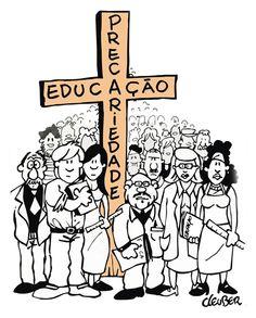 Educação Brasileira - Não deixem de ler o excelente artigo de @nictorres - informem-se