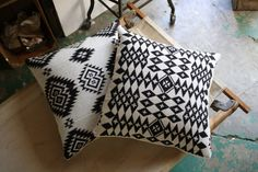 Pendleton Wool Pillow Covers, $80
