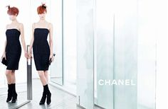 Chanel Adv Campaign S/S 2014