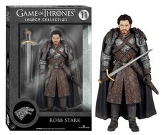 Legacy Collection: Game of Thrones Series 2 Coming Soon -i want the Arya one!'