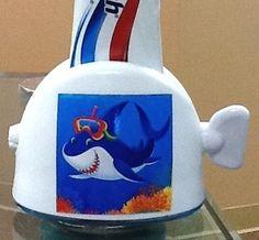 Tube Squeezer - SHARK!!!!