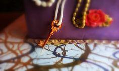 Jewels cake - detail