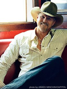 Trace  Adkins   I've seen him in Nashville, Tunica, and Southaven.  I love what he's doing for our veterans!