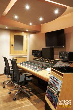 Artco Recording Studios  Mexico DF, Mexico