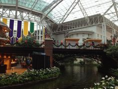 Gaylord again.... what a great place to attend a convention.