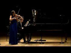 """▶ Schubert : Sonata for Violin and Piano """"Grand Duo"""" (Janine Jansen) 01 - YouTube"""