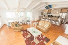 Blue Moon is a  House vacation rental located in Virginia Beach, Virginia. Get more information and check availability for this Sandbridge vacation rentals, offered by Sandbridge Realty.