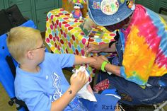 Special needs kids from Wichita and the surrounding areas attend the first Dilly's Place Family Fun Day at Camp Hyde. #examinercom