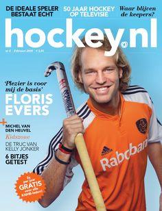 """Floris Evers: """"Plezier is voor mij de basis""""."""