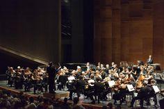 Daniele Gatti e l'Orchestre National de France in concerto all'Opera di Firenze - 10 settembre 2014 - foto © Simone Donati/TerraProject/Contrasto