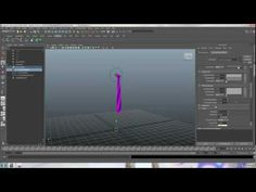 ▶ Maya Dynamic Rigging Tutorial (GusMash.com) - YouTube - Awesome one. Shows how to make a controller.